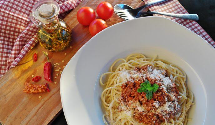 spaghetti bolognese - de bestewijnbij